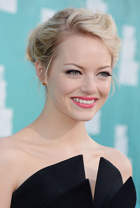 2014 Celebrity Inspired Wedding Hairstyles 2