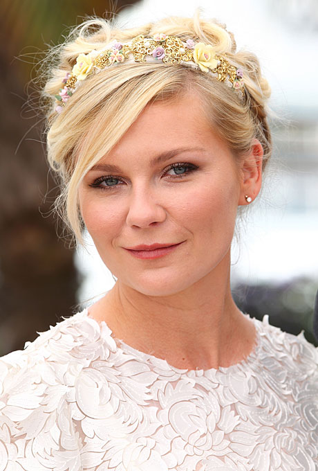 2014 Celebrity Inspired Wedding Hairstyles 9
