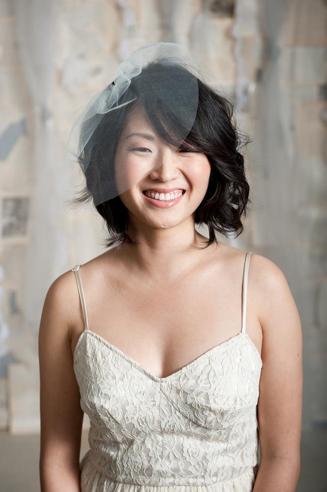 2014 Spring - Summer Wedding Hair Ideas 10