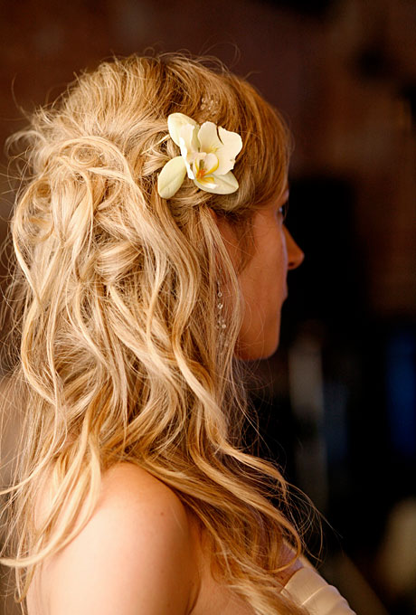 2014 Spring - Summer Wedding Hair Ideas 3