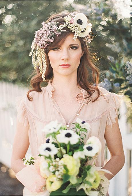 2014 Spring - Summer Wedding Hair Ideas 5