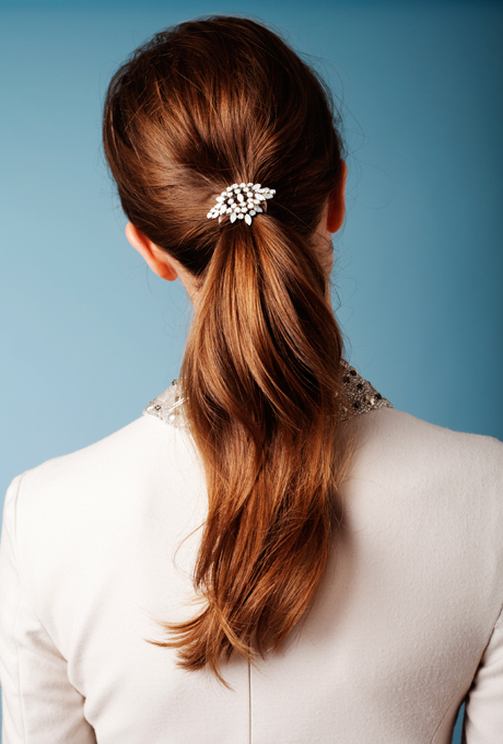 2014 Spring - Summer Wedding Hair Ideas 6
