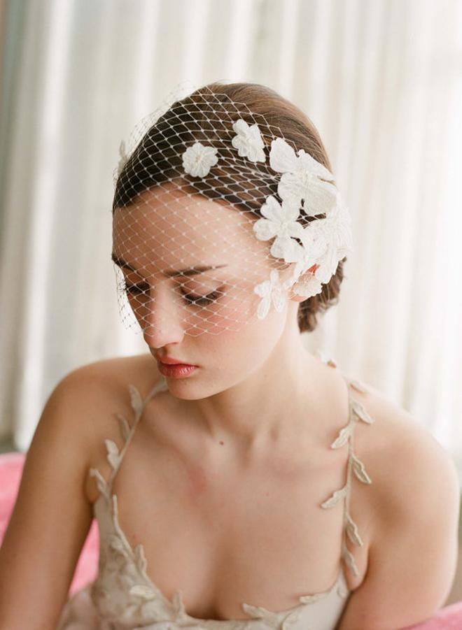 2014 Spring - Summer Wedding Hair Ideas 9
