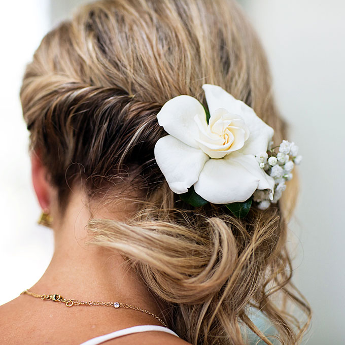 2014 Spring / Summer Wedding Hair Ideas