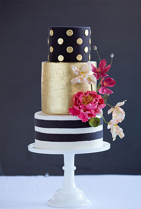 2014 Wedding Cake Trends 7
