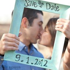 Creative Save The Date Photo Ideas 14