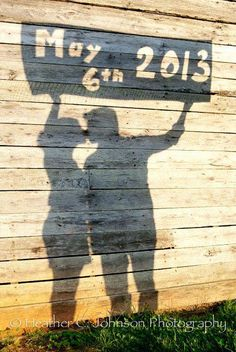 Creative Save The Date Photo Ideas 2