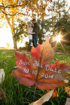 Creative Save The Date Photo Ideas 4