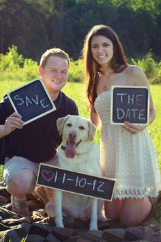 Creative Save The Date Photo Ideas 5