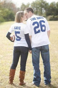 Creative Save The Date Photo Ideas 6