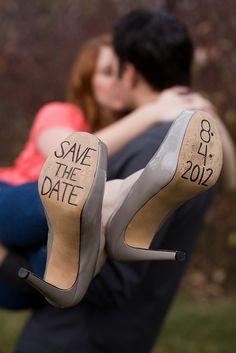 Creative Save The Date Photo Ideas