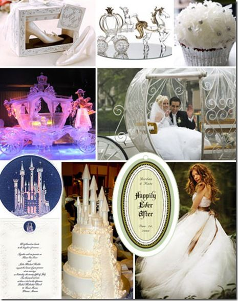 FairyTale Wedding Theme Ideas 16