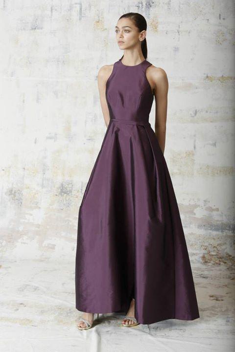 Monique Lhuillier Spring 2015 Bridesmaid Dress Collection 7