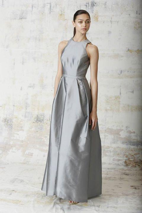 Monique Lhuillier Spring 2015 Bridesmaid Dress Collection 8