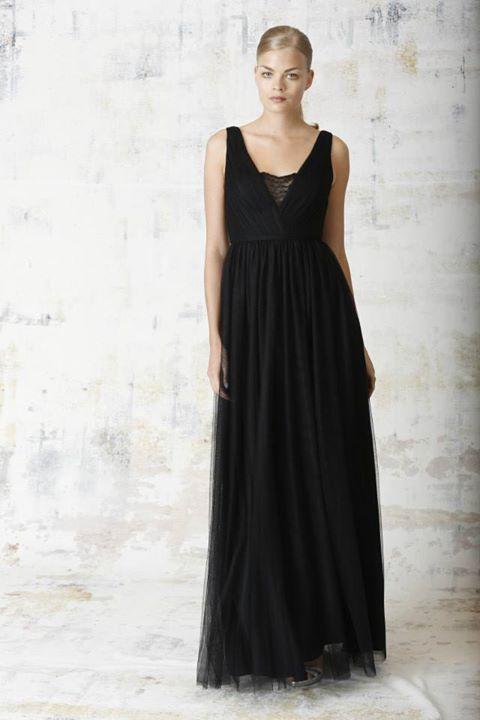 Monique Lhuillier Spring 2015 Bridesmaid Dress Collection 9