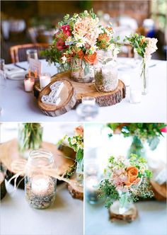 Rustic Wedding Theme Ideas 15