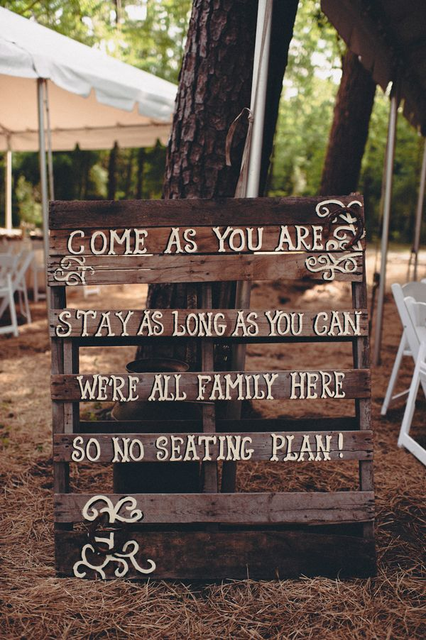 Tiffany + Brandon's Rockin' Rustic Wedding