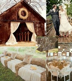 Rustic Wedding Theme Ideas 18