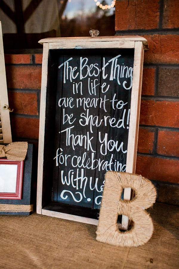 Rustic Wedding Theme Ideas 4