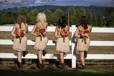 Rustic Wedding Theme Ideas 5