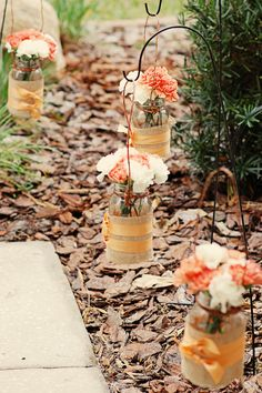 Rustic Wedding Theme Ideas 6