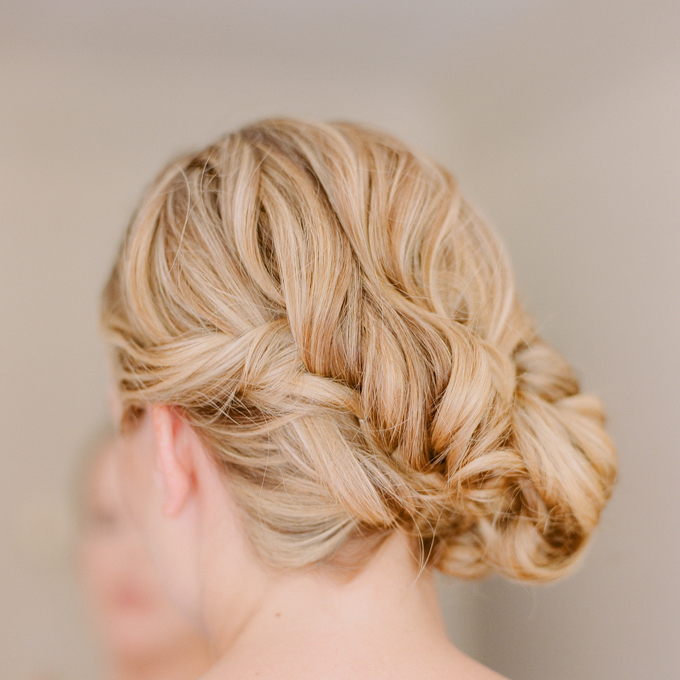 2014 Fall - Winter 2015 Wedding Hairstyles 4