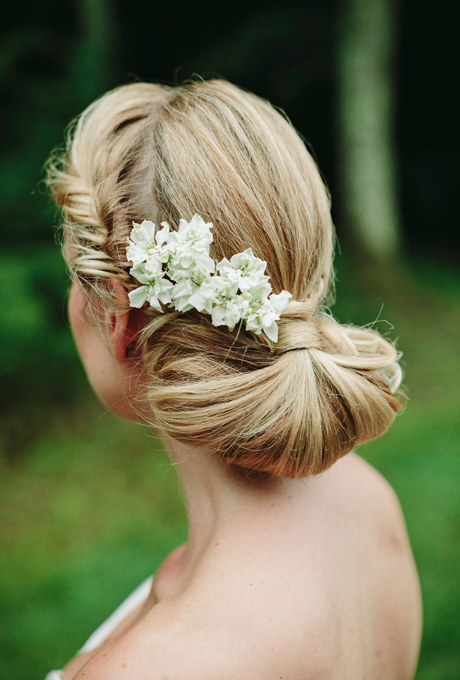2014 Fall Winter 2015 Wedding Hairstyles