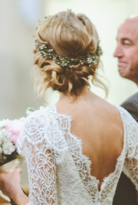2014 Fall - Winter 2015 Wedding Hairstyles 6