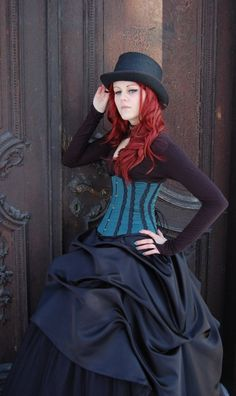 Gothic Wedding Dresses 4