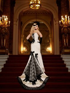Gothic Wedding Dresses 5