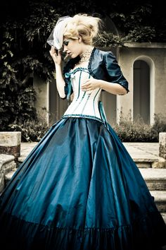 Gothic Wedding Dresses 6