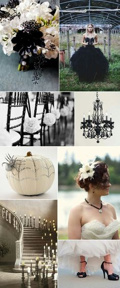 Halloween Wedding Theme Ideas 11