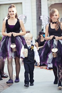 Halloween Wedding Theme Ideas 12