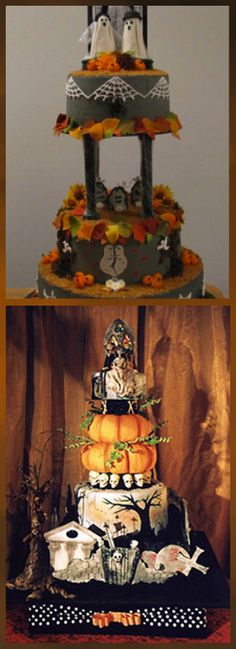 Halloween Wedding Theme Ideas 2