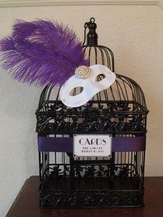 Masquerade Wedding Theme Ideas 18
