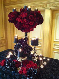 Masquerade Wedding Theme Ideas 20