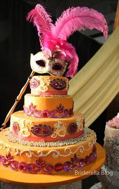 Masquerade Wedding Theme Ideas 5