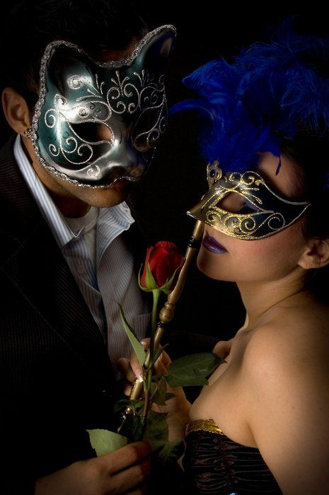Masquerade Wedding Theme Ideas
