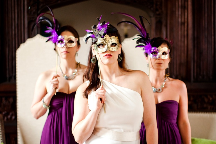Masquerade Wedding Theme Ideas 8 Dipped In Lace