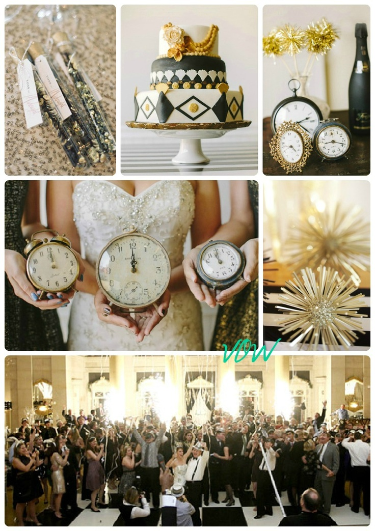 Retro Old Hollywood Wedding Theme Ideas 12