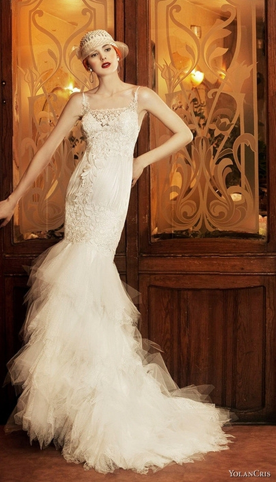 Top 2015 Spring and Summer Wedding Dress Trends – Dipped ...