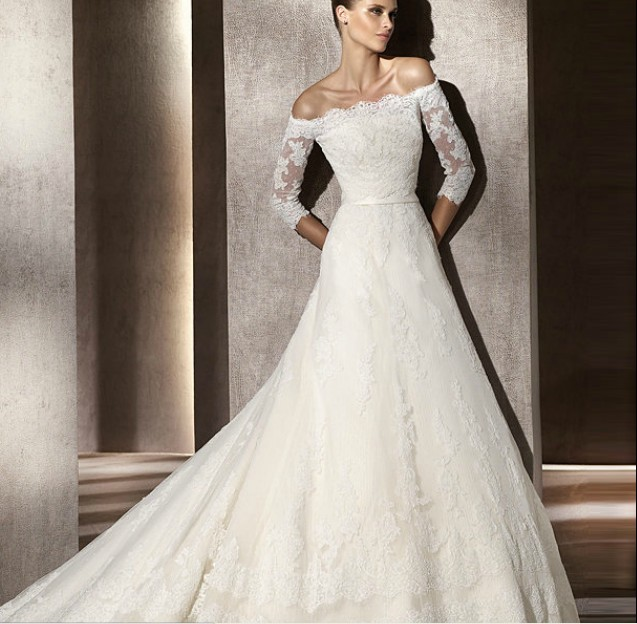 Wedding Gown Trends: Top 2015 Spring And Summer Wedding Dress Trends