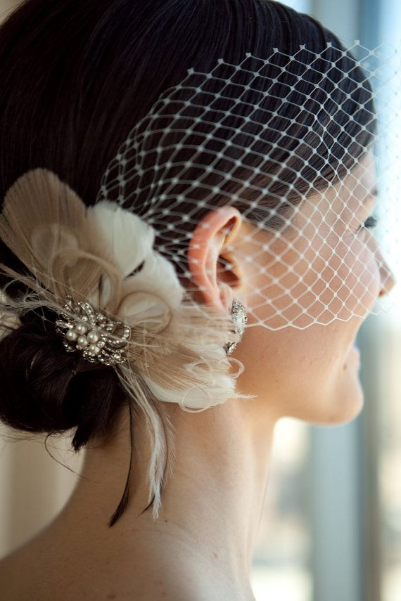 Wedding Hairstyles With Accessories 2