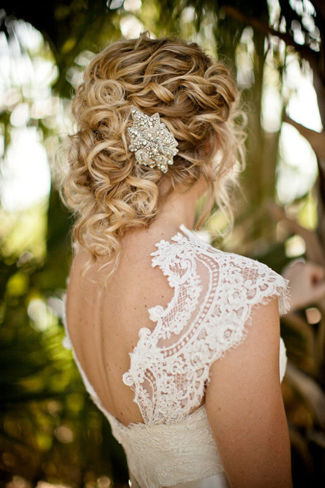 Wedding Hairstyles With Accessories 5