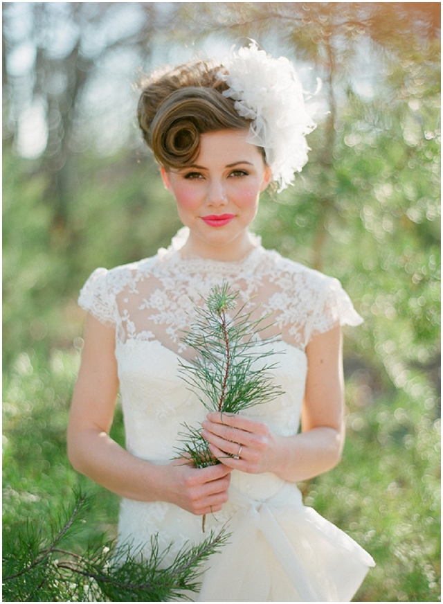 Wedding Hairstyles With Accessories 9
