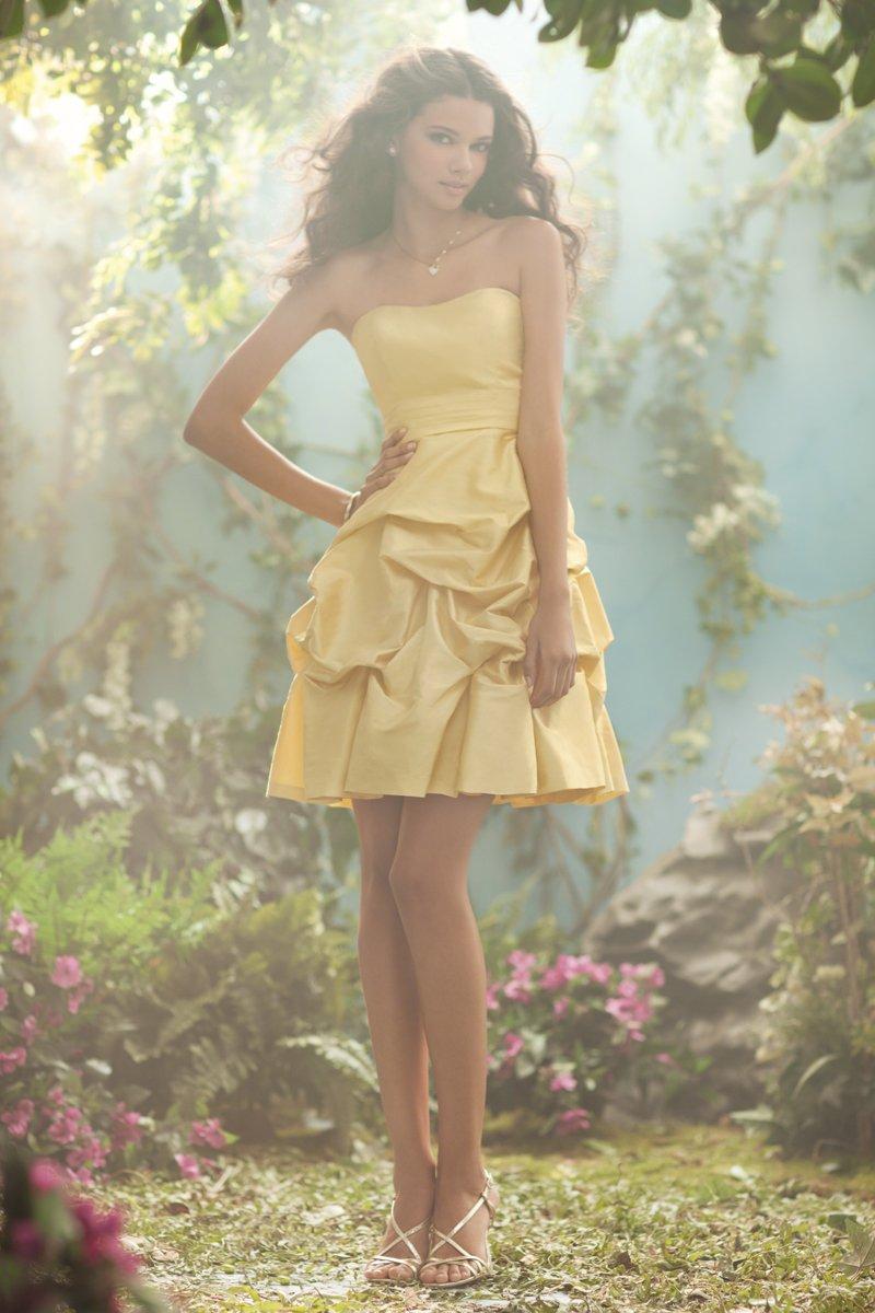 2015 Spring - Summer Bridesmaid Dress Trends 4