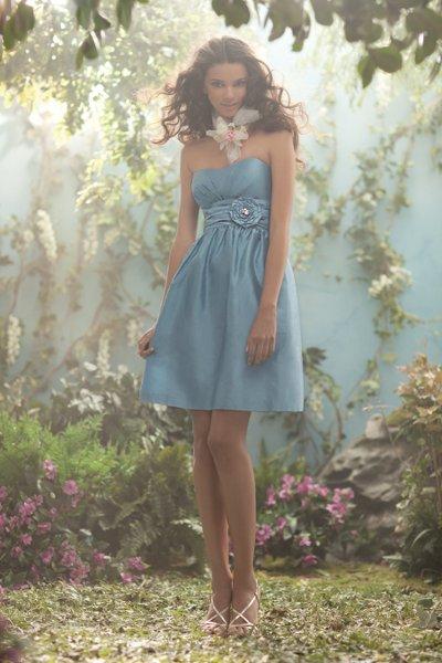 2015 Spring - Summer Bridesmaid Dress Trends 5