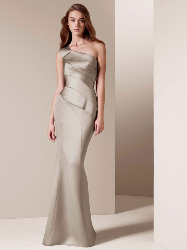 2015 Spring - Summer Bridesmaid Dress Trends 8