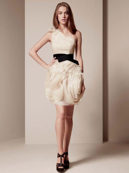 2015 Spring - Summer Bridesmaid Dress Trends 9