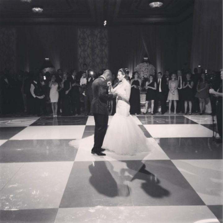 Reggie Bush's & Lilit Avagyan Wedding Photos 4